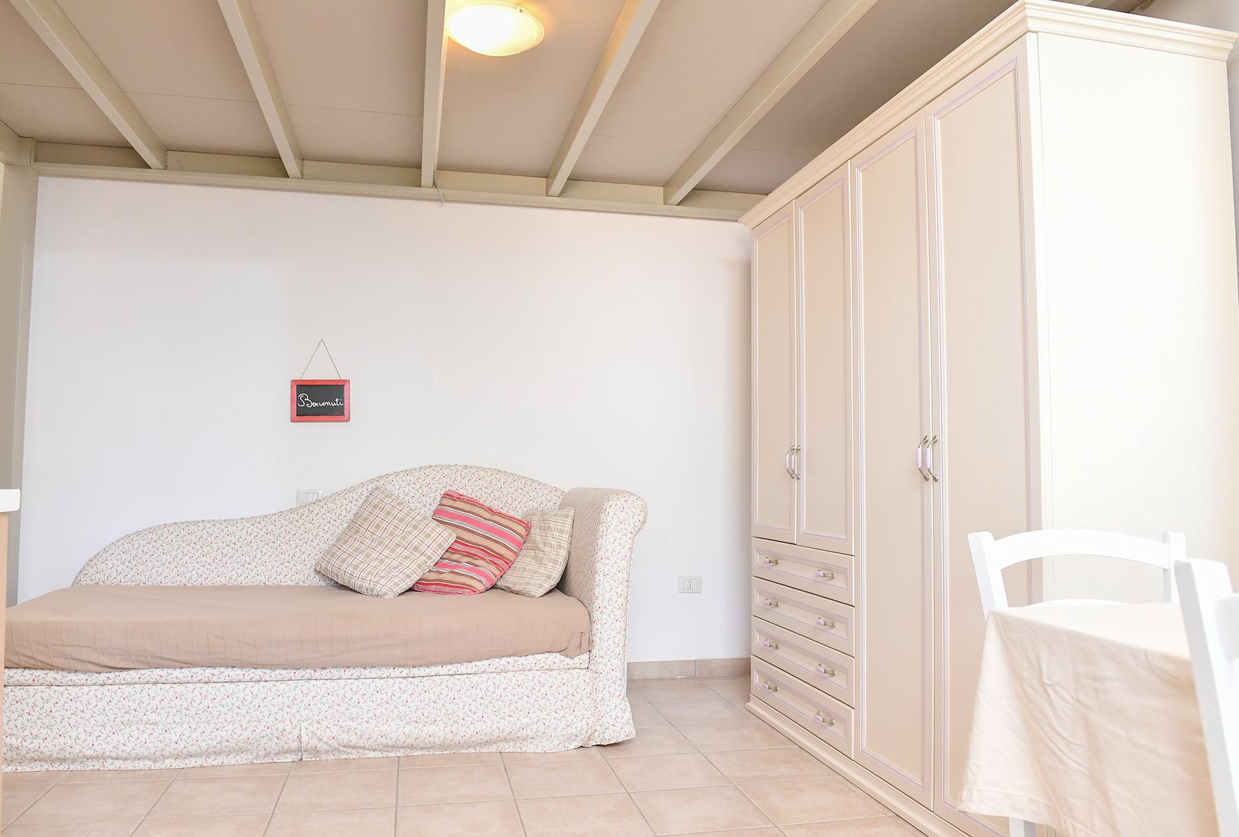 Lecce 8 - Living room