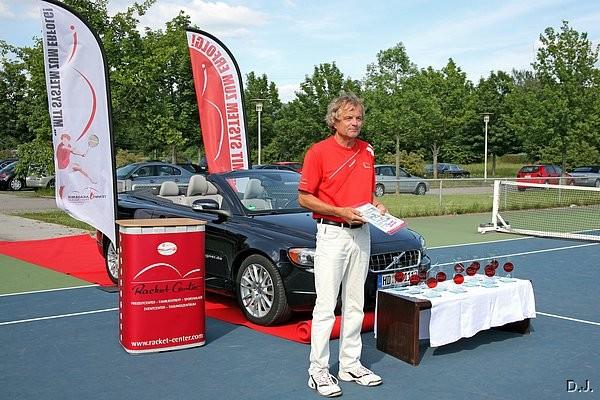 Rhein-Neckar Junior Open 2009 - Siegerehrung