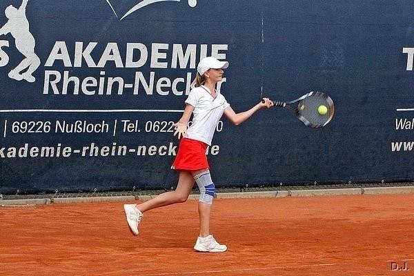 Rhein-Neckar Junior Open 2009 - Spiel-Impressionen