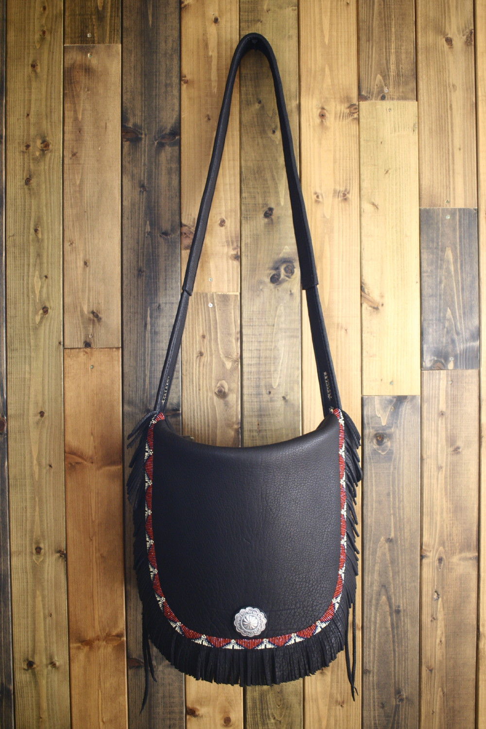 Deer Skin Shoulder Bag ショルダーバッグ