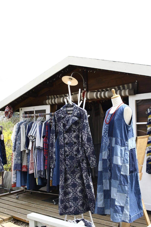 JEAN NASSAUS RETAIL STORE KOBUCHIZAWA Hidamari Fair
