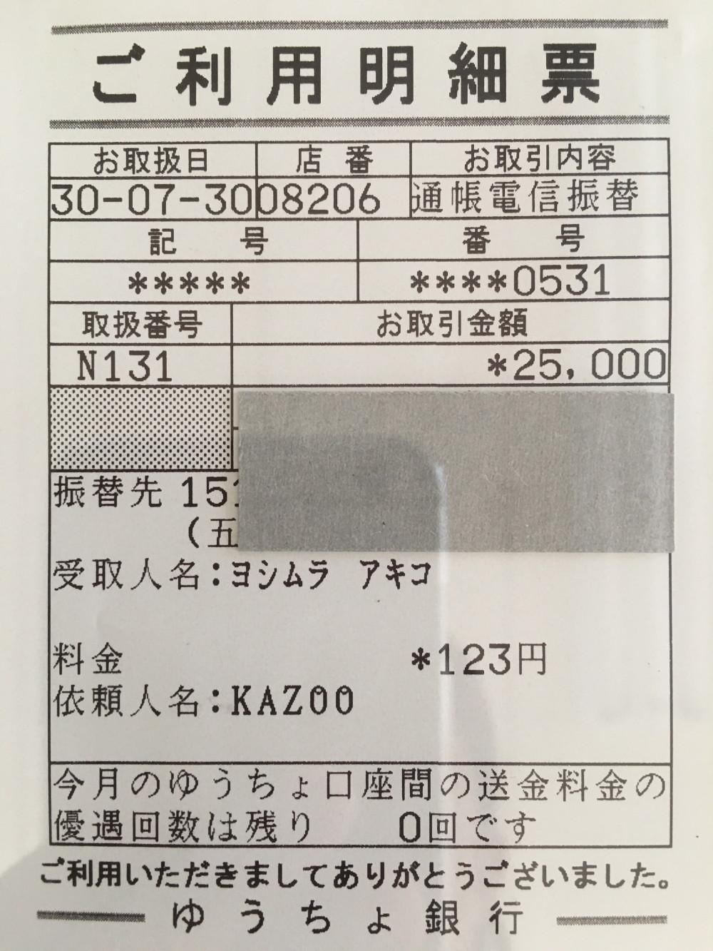 西日本豪雨災害支援金