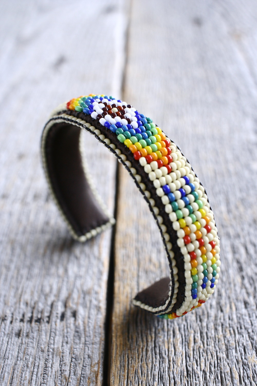 beaded beads bracelet  ブレスレット バングル