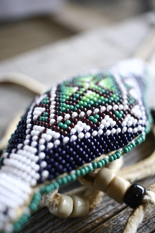 lizard amulet トカゲのお守り