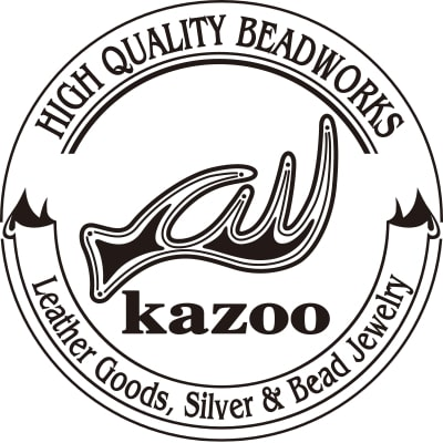 kazoo(カズー)、Official Web Siteロゴ画像。