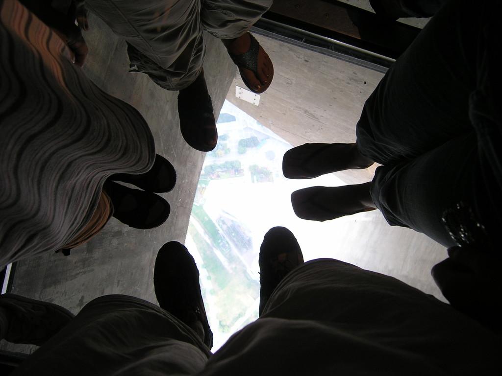 330 m hoch !