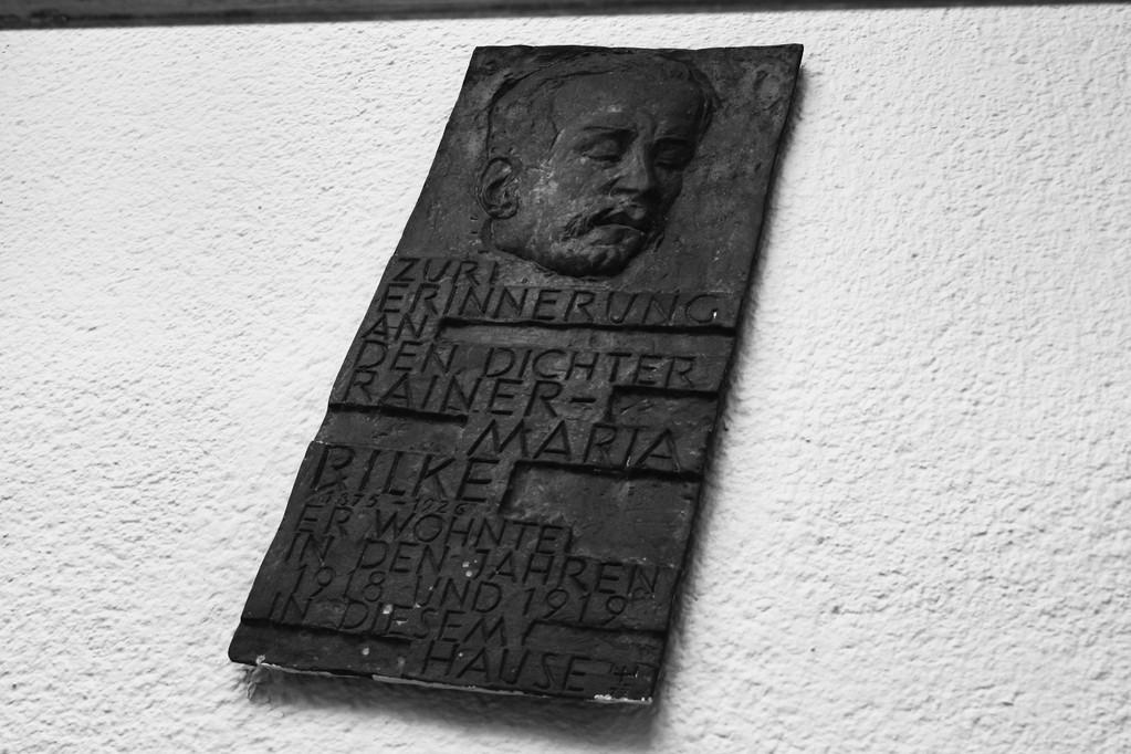 """Tour durch """"Wahnmoching"""" - Rainer Maria Rilke Haus"""