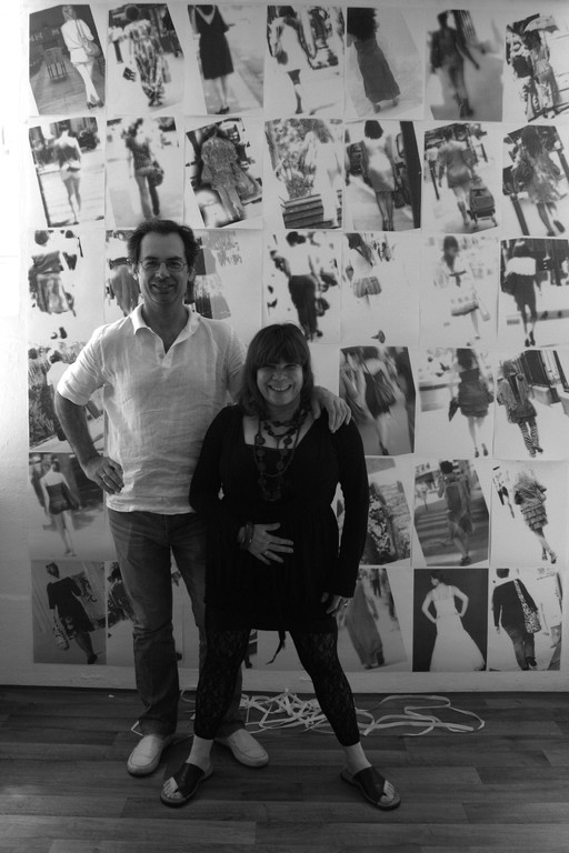 Multidisciplinary Artist Elvira Rodríguez Puerto & Javier Buergo