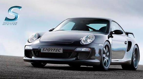 Porsche Champion Team Sportec with RaceAnalyse
