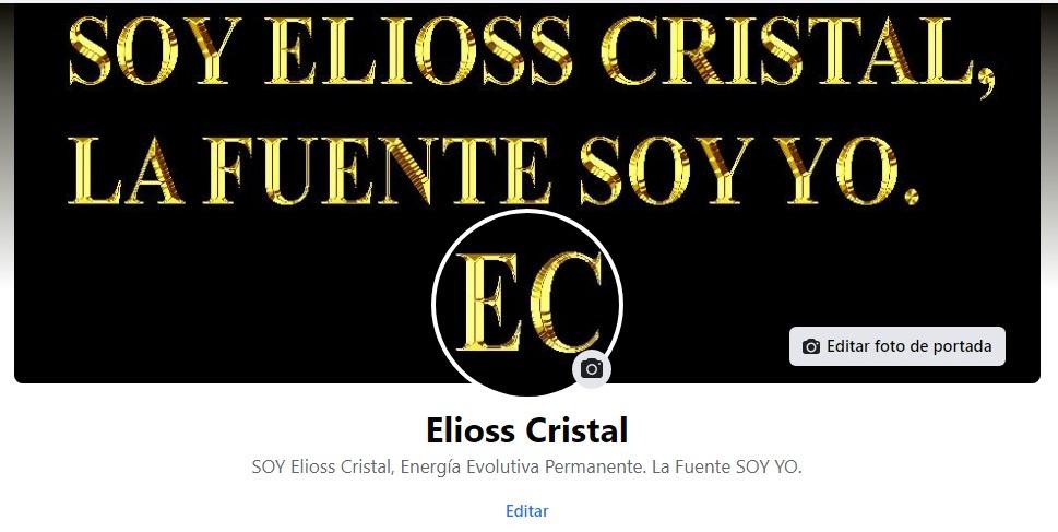 Escriba todo lo que le quiera decir al Amado Elioss Cristal, Dirigente de las Acemirales y de los Acemirales. Sin censura. Image