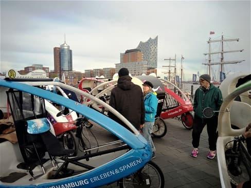 Kampagnenstart #BleibinBewegung in Hamburg