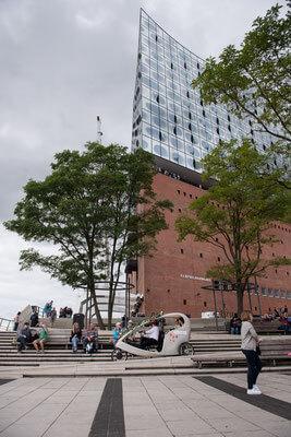 Hamburg, Hochzeit, Rikscha, Hochzeitsrikscha 9
