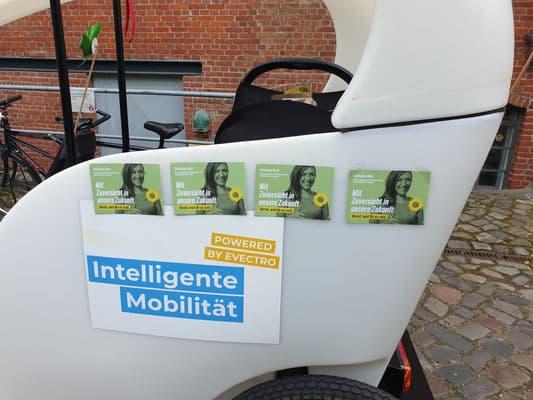 Hamburg by Rickshaw 13.08.2021 - Das Katha-Mobil 3