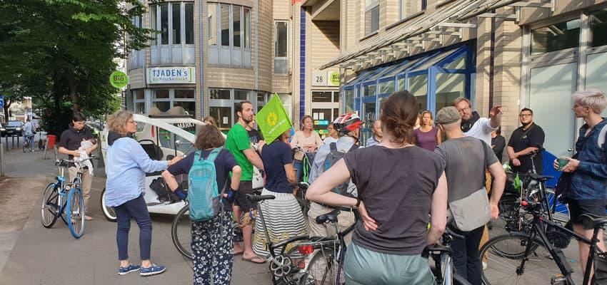 Hamburg by Rickshaw 13.08.2021 - Das Katha-Mobil 7