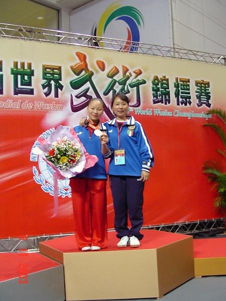 Campionato Mondiale di Wushu - Macao 2003