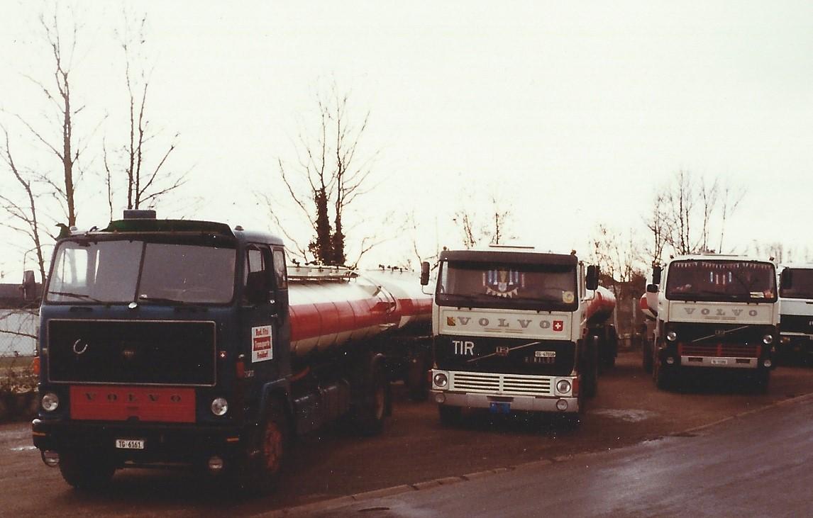 Intervino Volvo F89 und CH 230