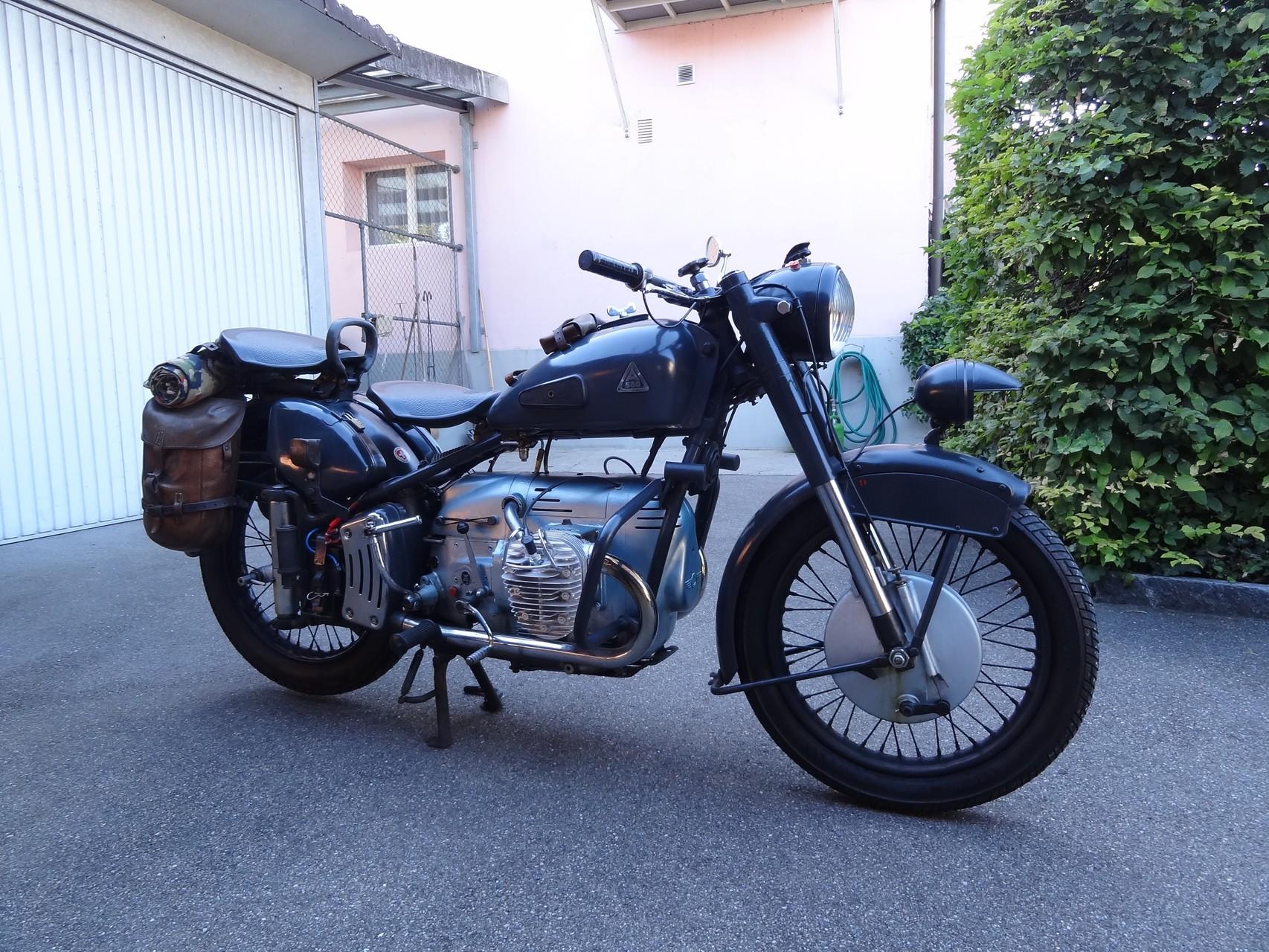 Condor A580  1953