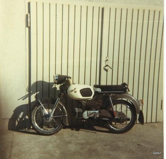 1968 kam diese Florett GT dazu