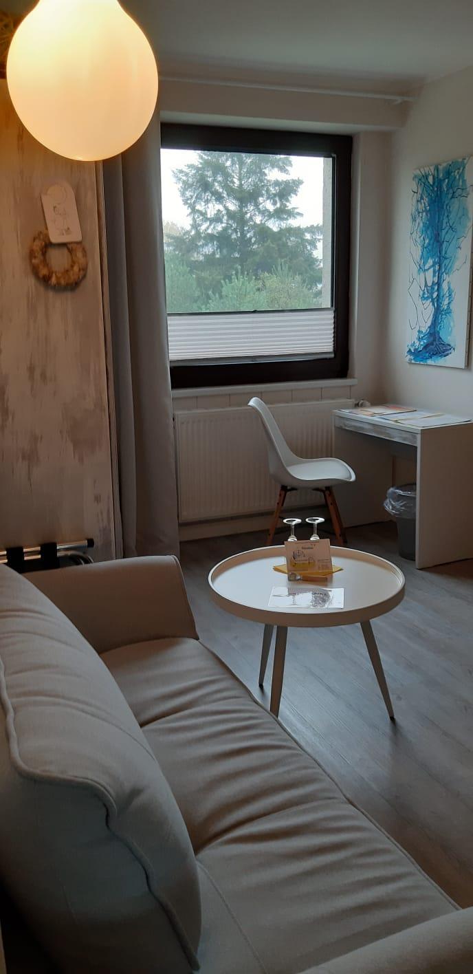 Doppelzimmer Nr. 12 - Sitzecke