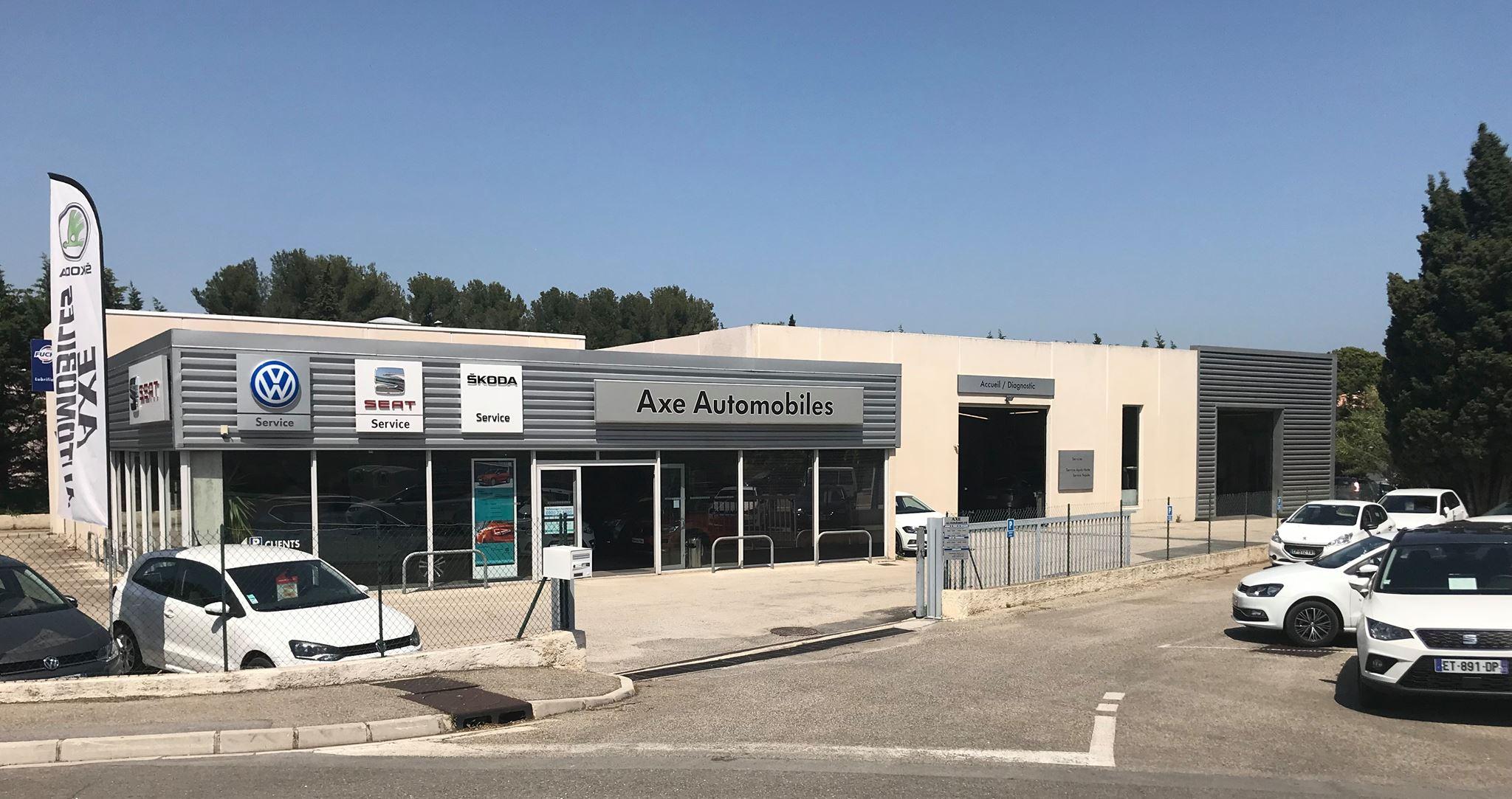 Garage Axe Automobiles La Seyne sur Mer