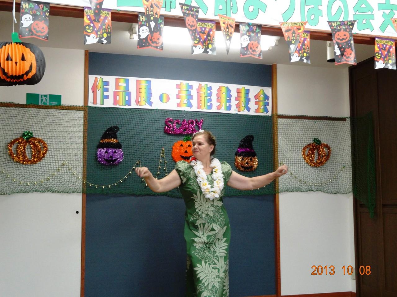 10月文化祭芸能発表