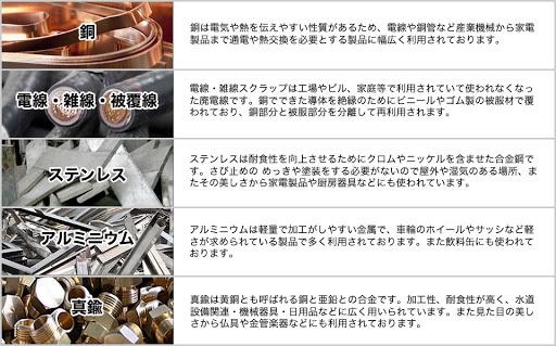 東秩父村,鉄くず,スクラップ,店舗,テナント,原状回復,解体