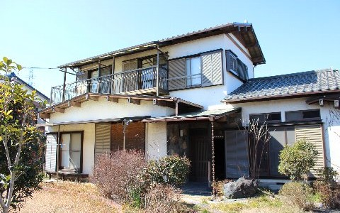 武蔵野市の二階建て建物の解体費用