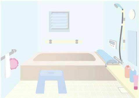 浴室のバリアフリー化