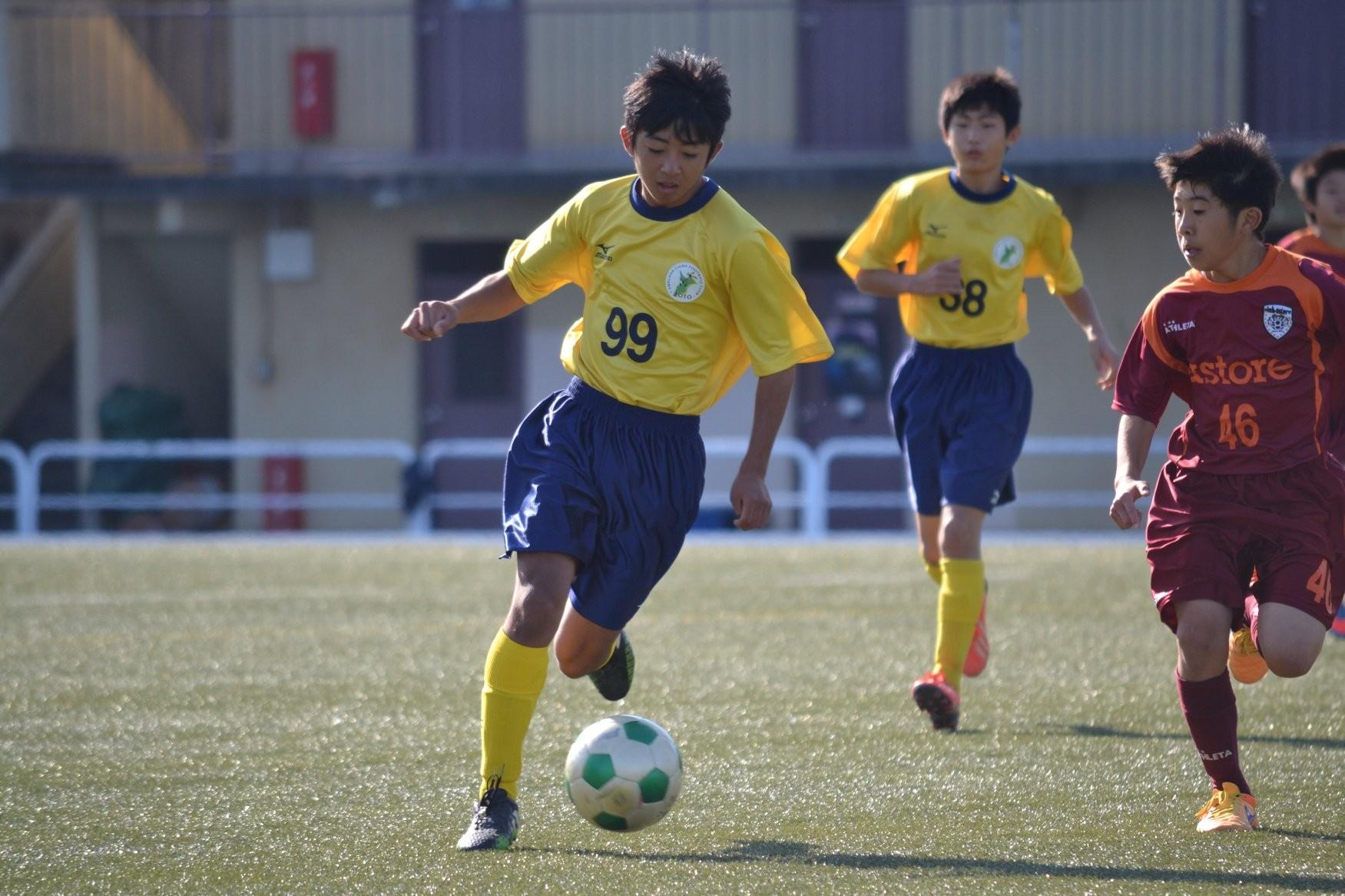 2015.11.3 U-13リーグ vs クラブ・アストーレ