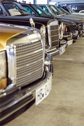 Bild 4 (M3B GmbH/Sven Wedemeyer): Online Fahrzeugbörse: Die Bremer Messemacher bieten auf ihrer Internetseite neben dem Teilemarkt zusätzlich einen Online-Marktplatz für klassische Fahrzeuge an.