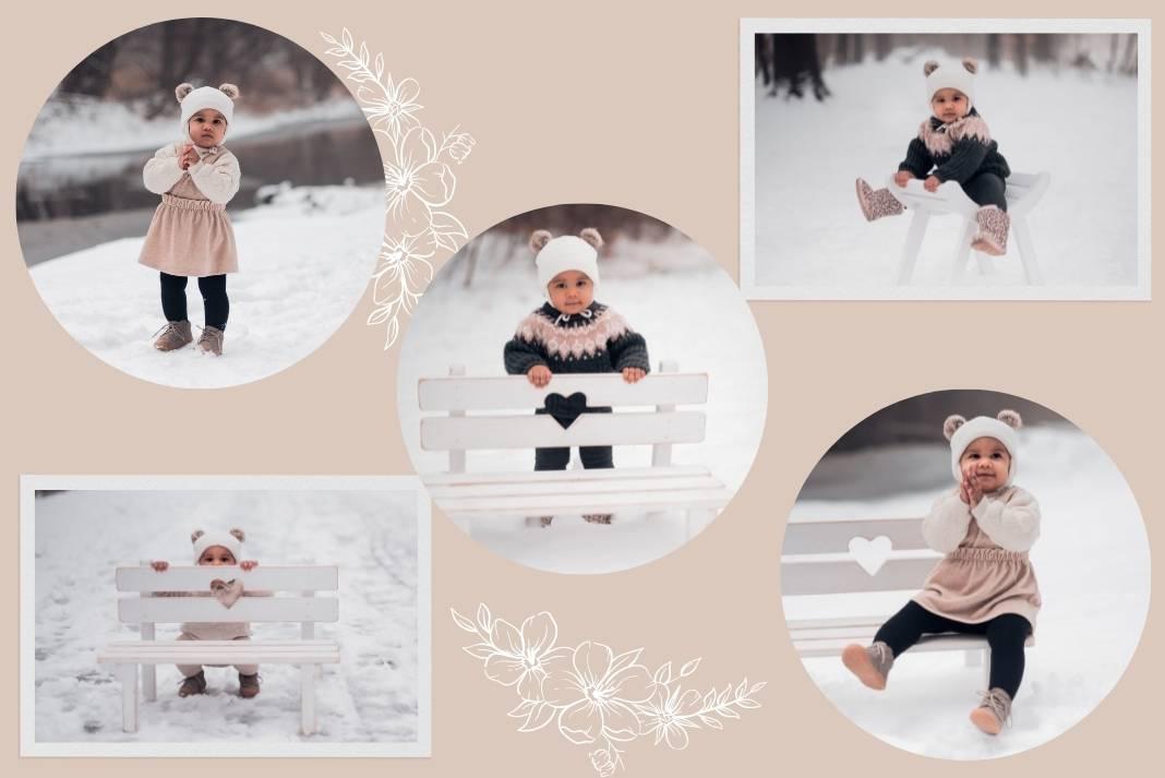 Wintershooting Baby