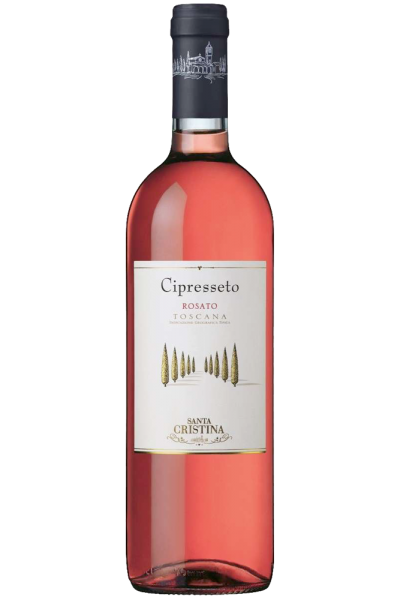 Cipresseto Rosato Santa Cristina