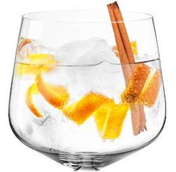 Gin & Tonic con cannella e scorzetta d'arancio