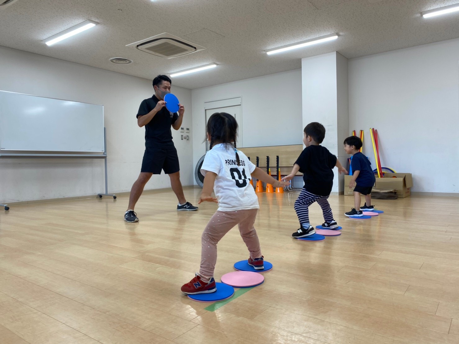 """キッズ運動プログラム"""" にこすぽ """" 芦屋教室"""