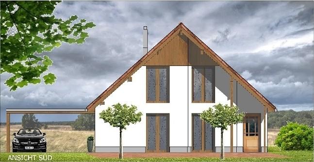 Bild1: Gartenansicht, Bockhaus-Odenthal Architekten münster, Architektur, Immobilien, Design,Seegrundstück
