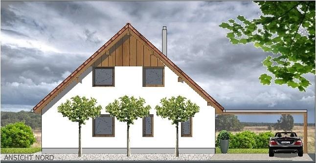 Bild1: Nordansicht, Bockhaus-Odenthal Architekten münster, Architektur, Immobilien, Design,Seegrundstück