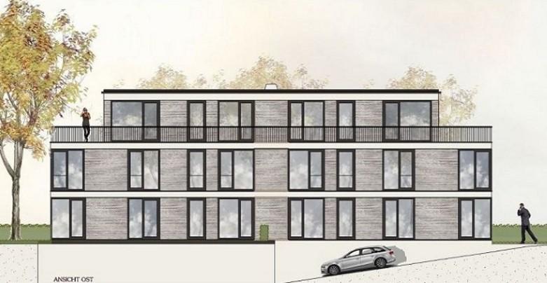 Münster Architekten mehrfamilienhaus roxel 10 we mit tiefgarage bockhaus odenthal