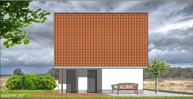Bild2: Seitensansicht, Bockhaus-Odenthal Architekten münster, Architektur, Immobilien, Design,Seegrundstück