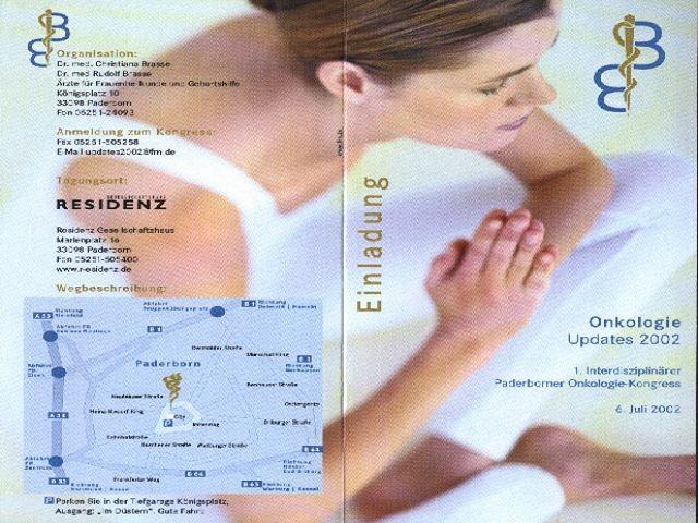 gynäkologiesche/onkologische praxis paderborn innenstadt,Bild:1 :Einladung,bockhaus-odenthal architekten münster,architektur,immobilien,design