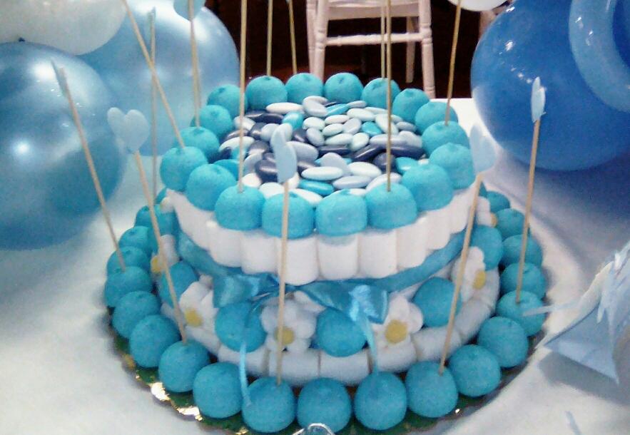 Torta di Mashmallow