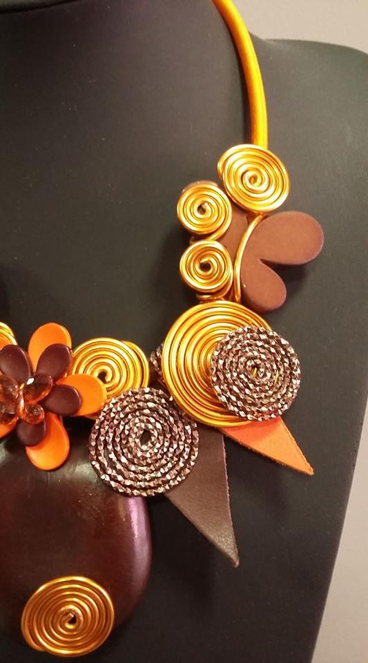 doux et léger sélectionner pour l'original plus grand choix Bijoux en fil d'aluminium. Chaque création est faite à la ...