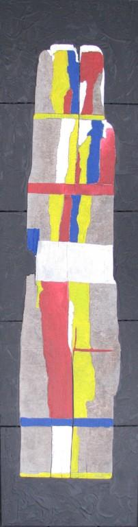 2004, 2004, 150x40cm
