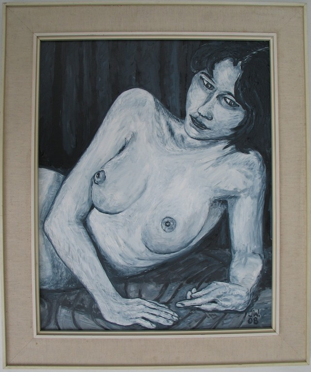 Schönheit 1, 2008, 50x60cm