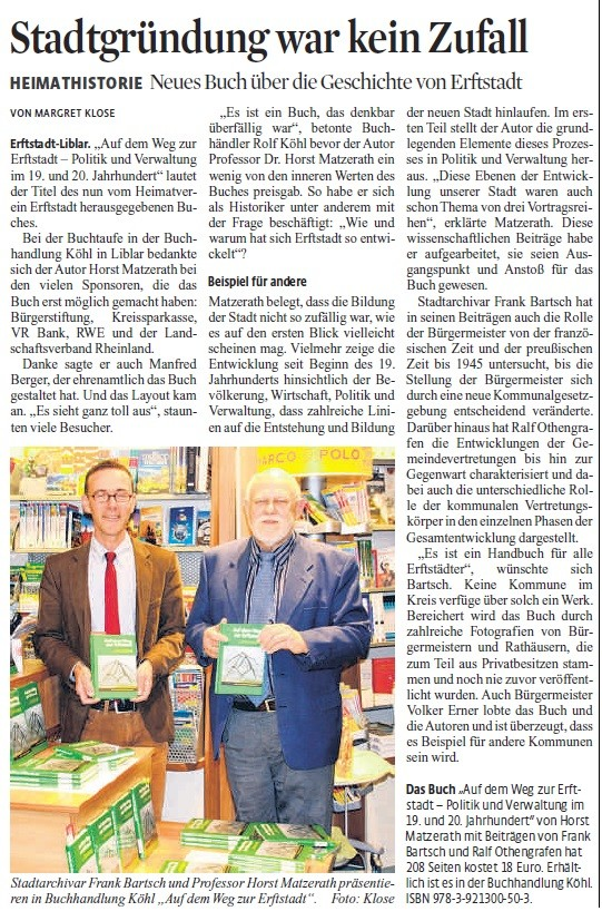 26.10.2015 Kölner Stadtanzeiger