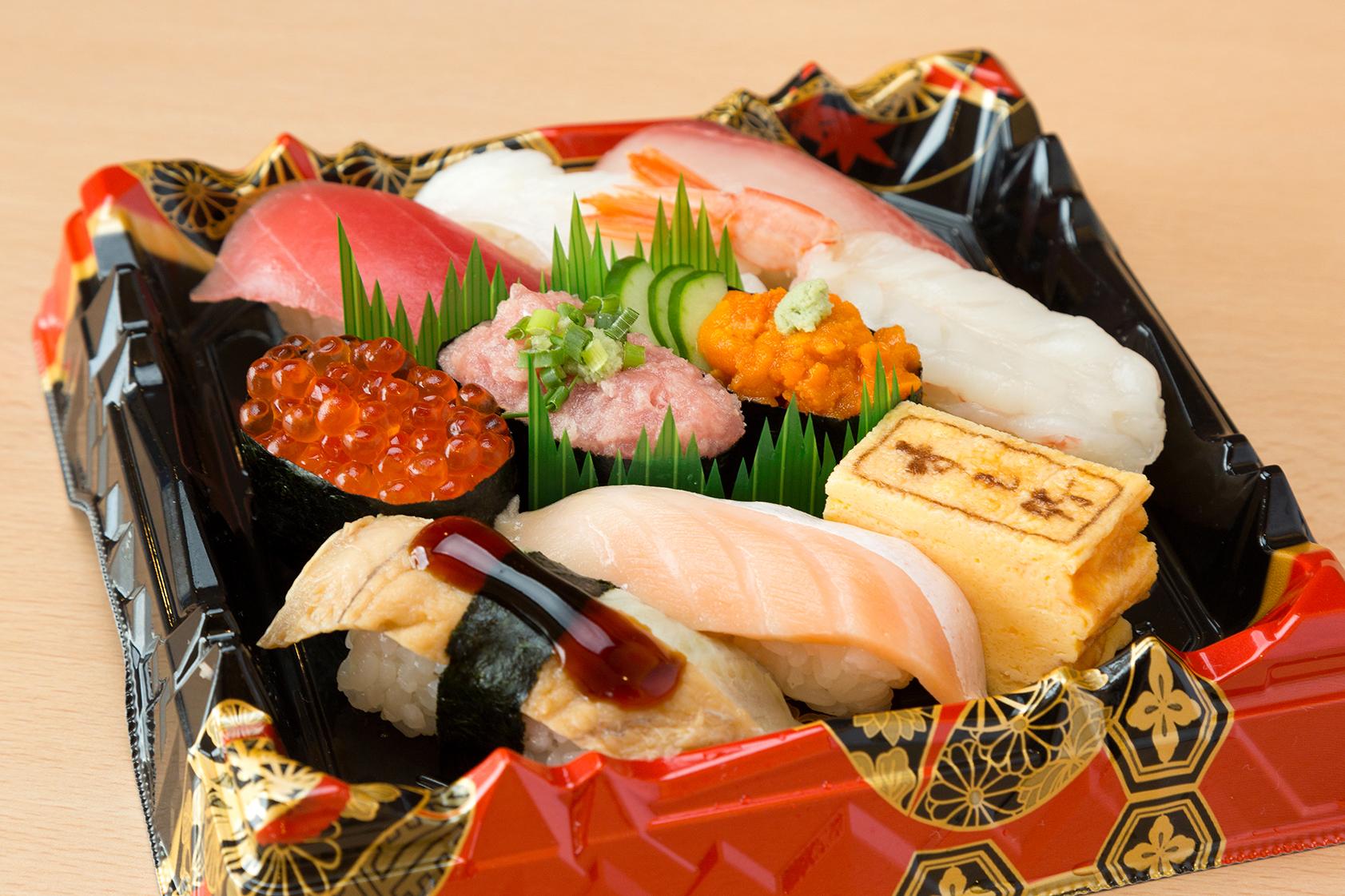 特選生寿司(和~なごみ~)