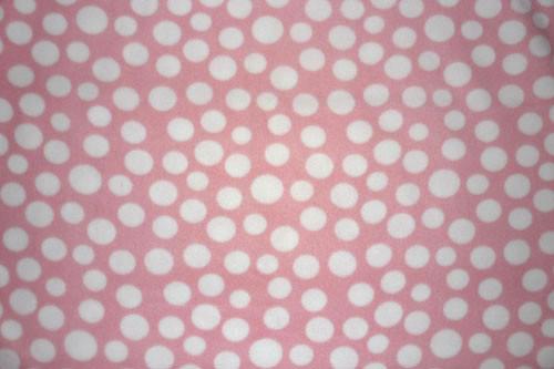 Кружочки на розовом - 0,9