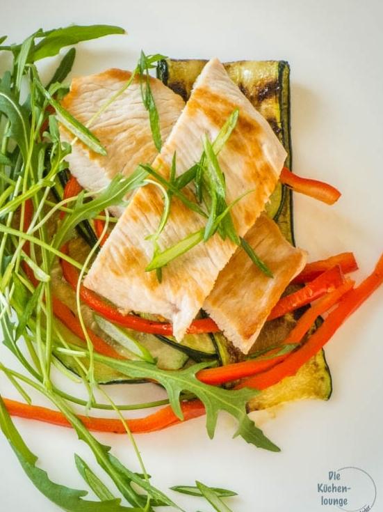 Essen ohne Kohlenhydrate - ein leichtes, sommerliches Rezept