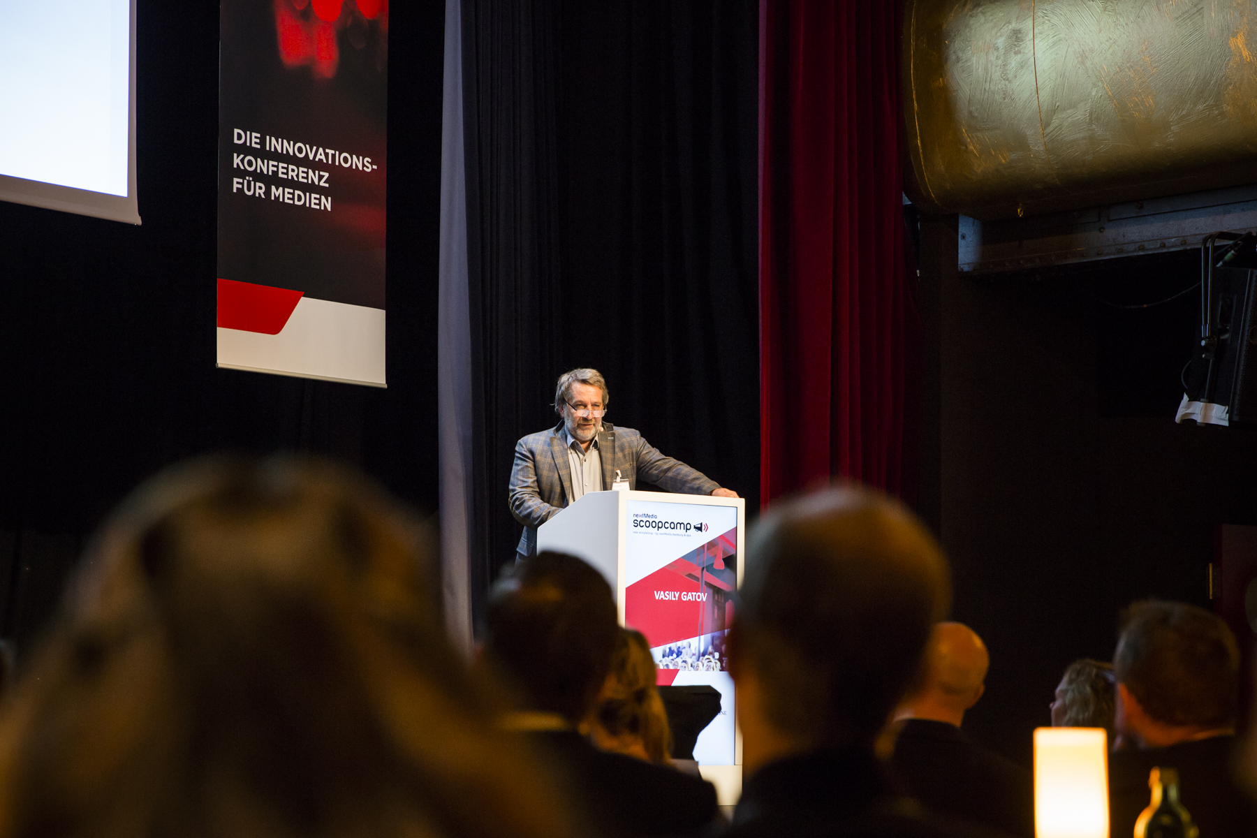Keynote Vasily Gatov (USC)