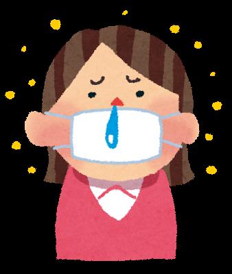 花粉が多い日はどんな日?洗濯は要注意です。
