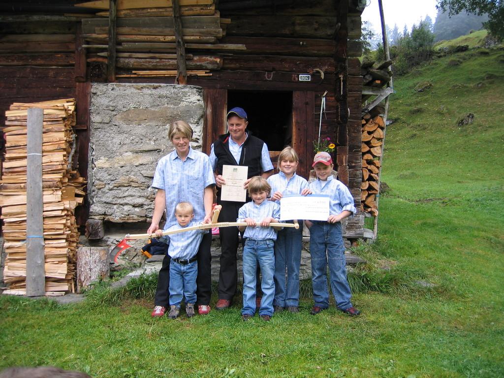 Familie Dähler, Halgenfluh